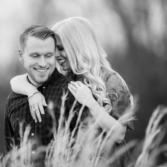 Cincinnati Wedding Photographers Kentucky Farm Engagement