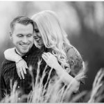 Cincinnati Engagement Photographers Ohio farm photo