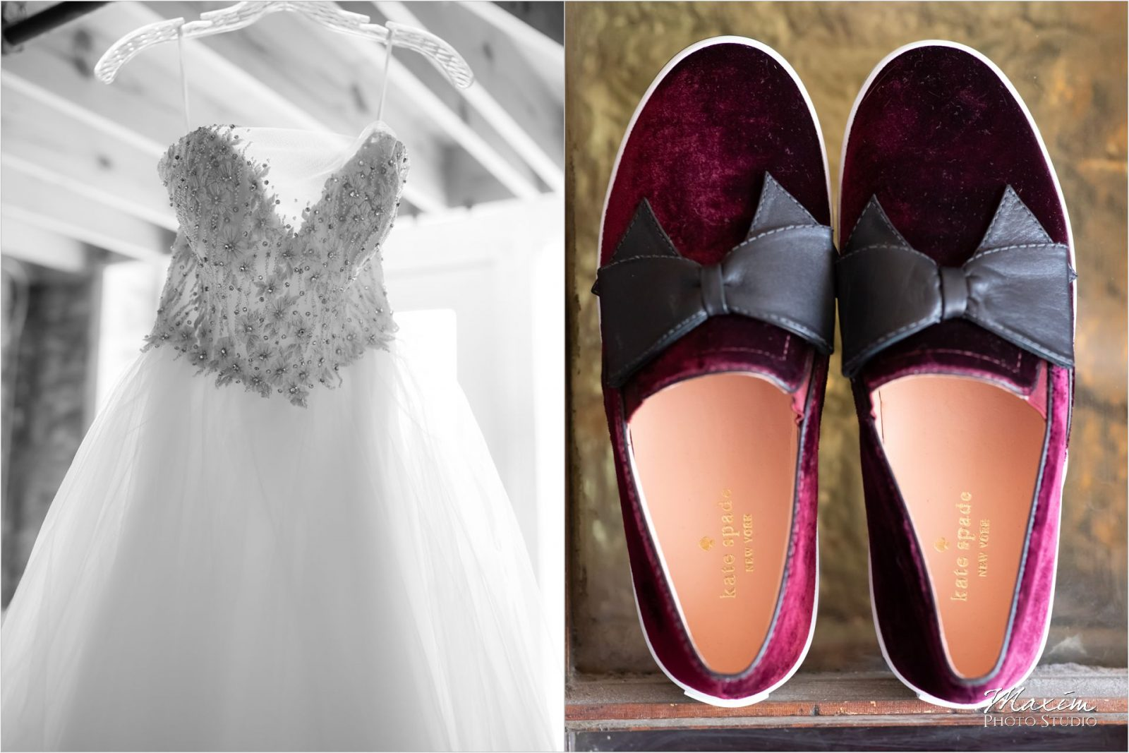 The Mockbee Cincinnati Wedding Shoes Dress