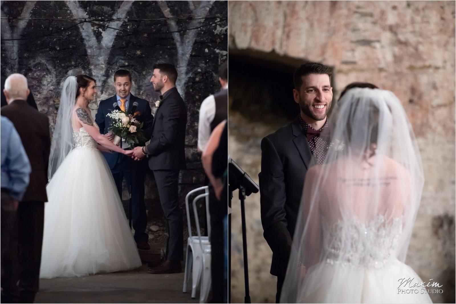 The Mockbee Cincinnati Wedding ceremony