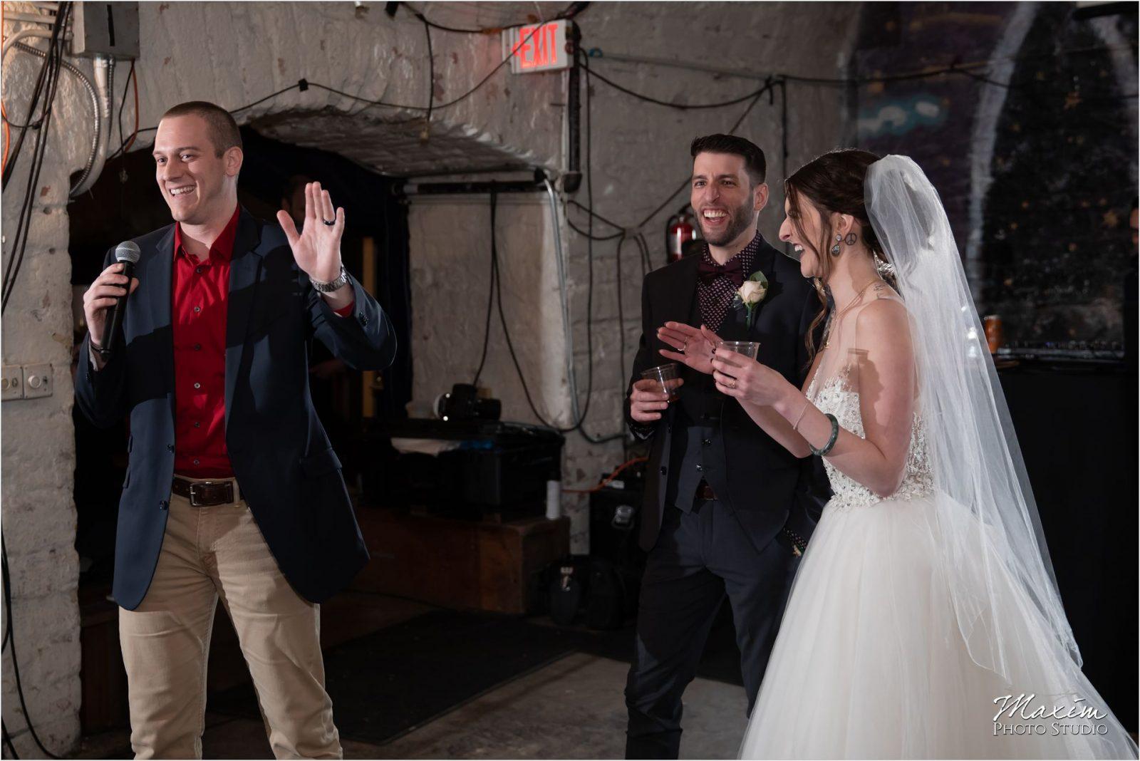 The Mockbee Cincinnati Wedding Reception