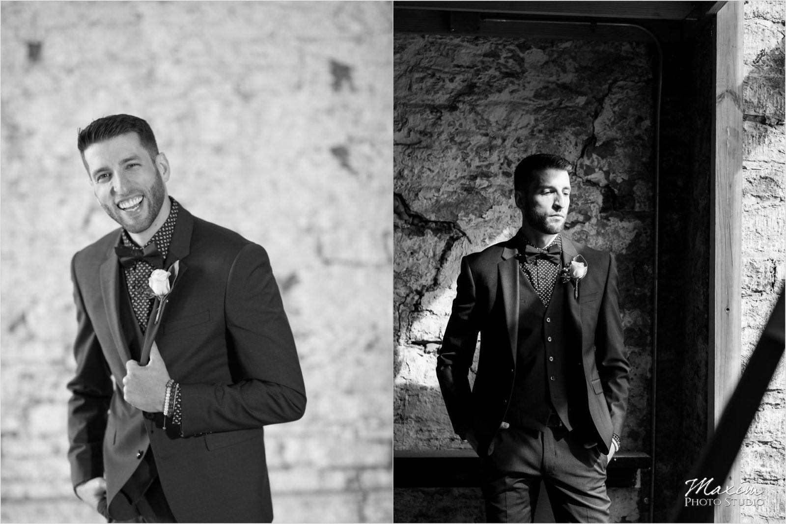 The Mockbee Groom portraits