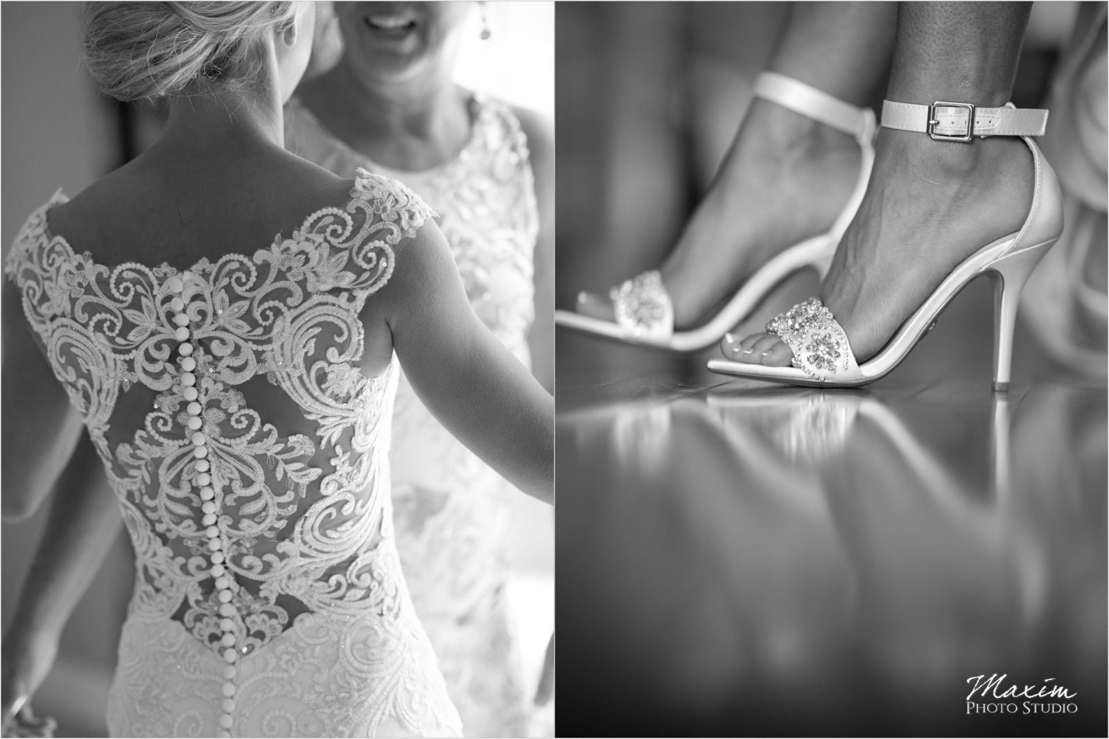 Louisville Kentucky Wedding Photographer bride preparations