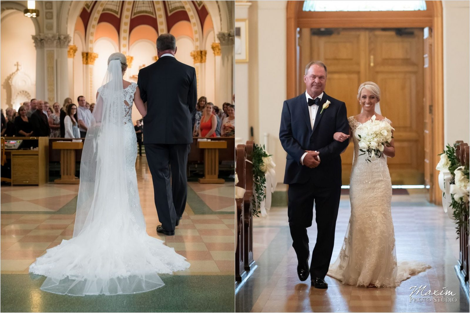 St Elizabeth of Hungary Louisville Wedding