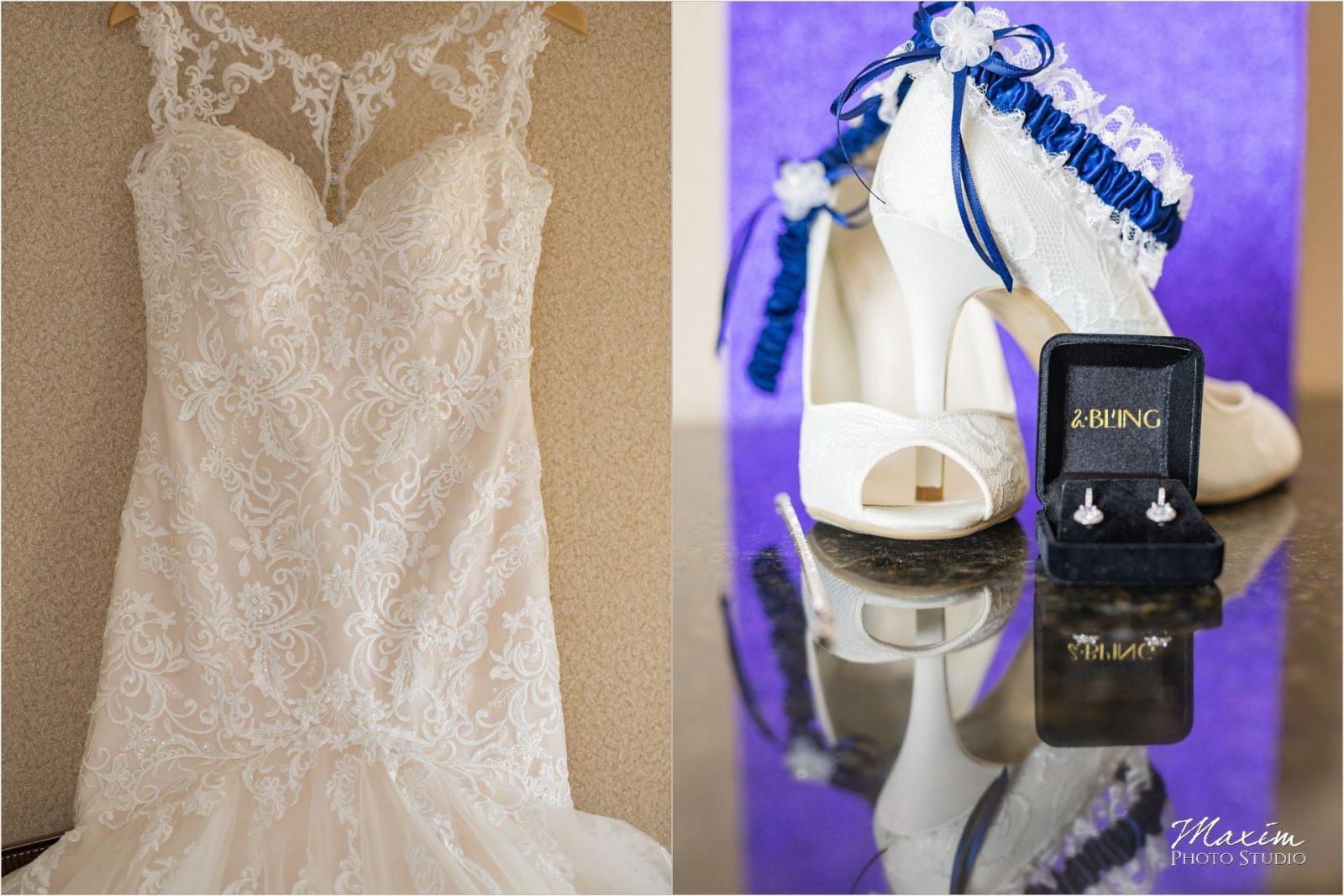 Pattison Park Lodge Wedding Preparations