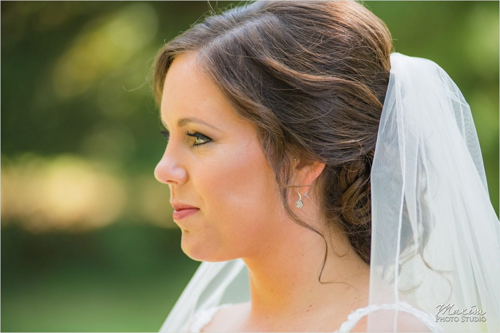 Pattison Park Wedding portraits