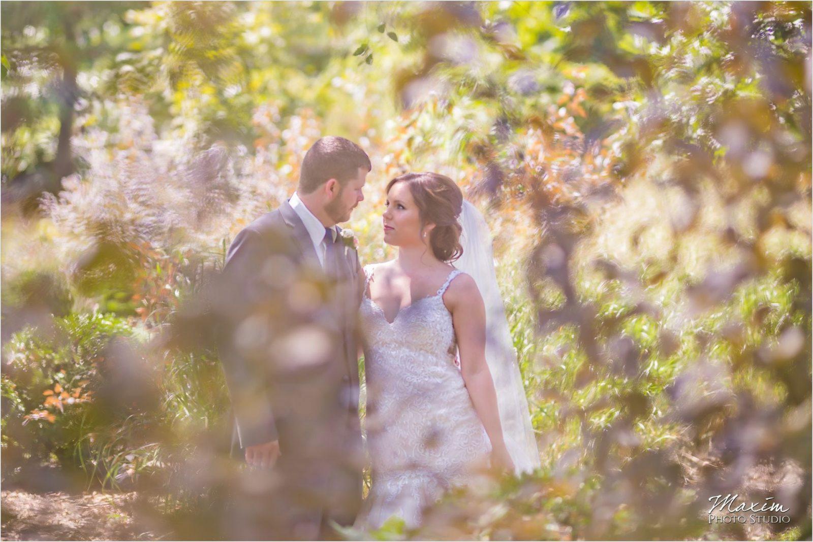 Pattison Park Lodge Wedding Portrait