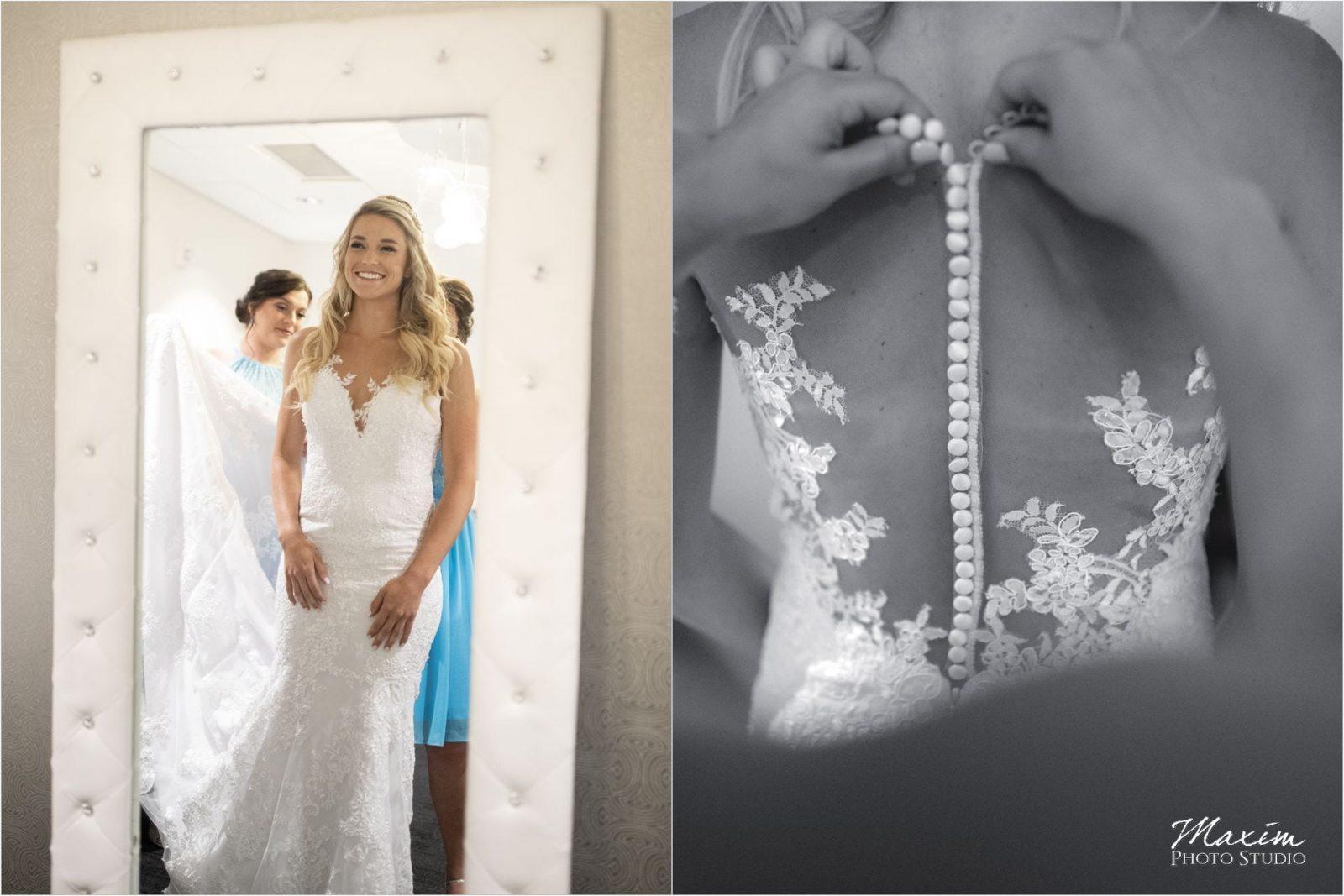 Anderson Pavilion Cincinnati Wedding Photography bride Preparations