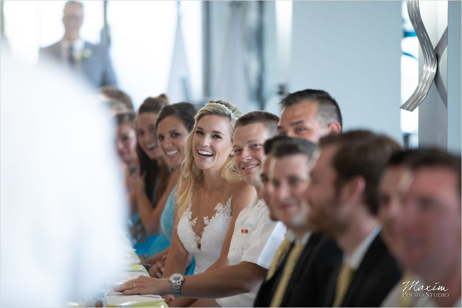 Anderson Pavilion Cincinnati Wedding Photographer Reception