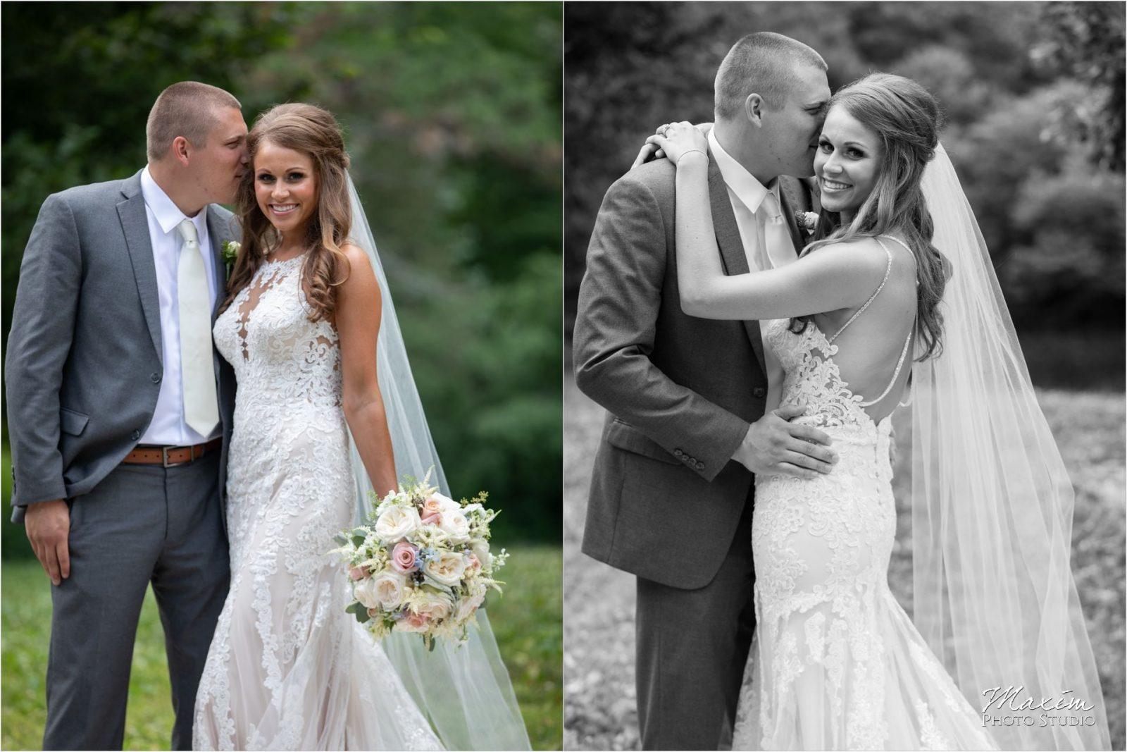 Eden Park Cincinnati Wedding Photography Bride Groom