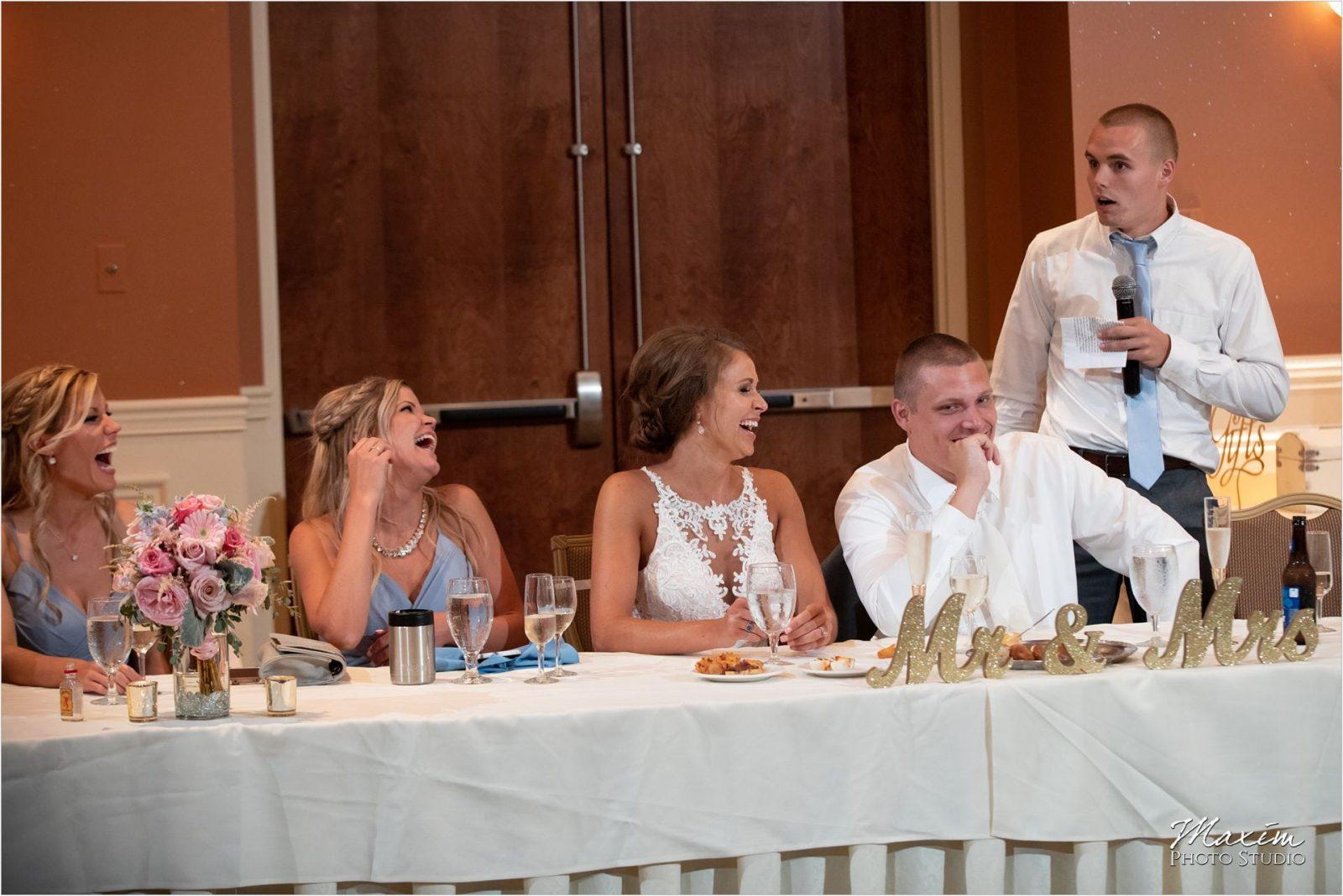 The Grand Covington Kentucky Wedding Reception
