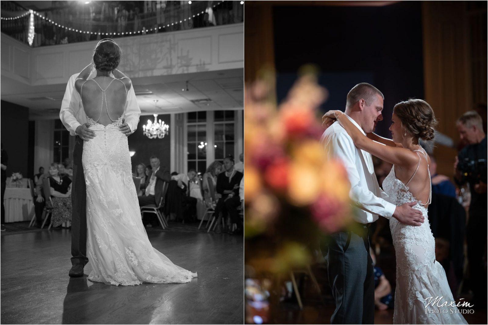 The Grand Covington Kentucky Wedding Reception Dance