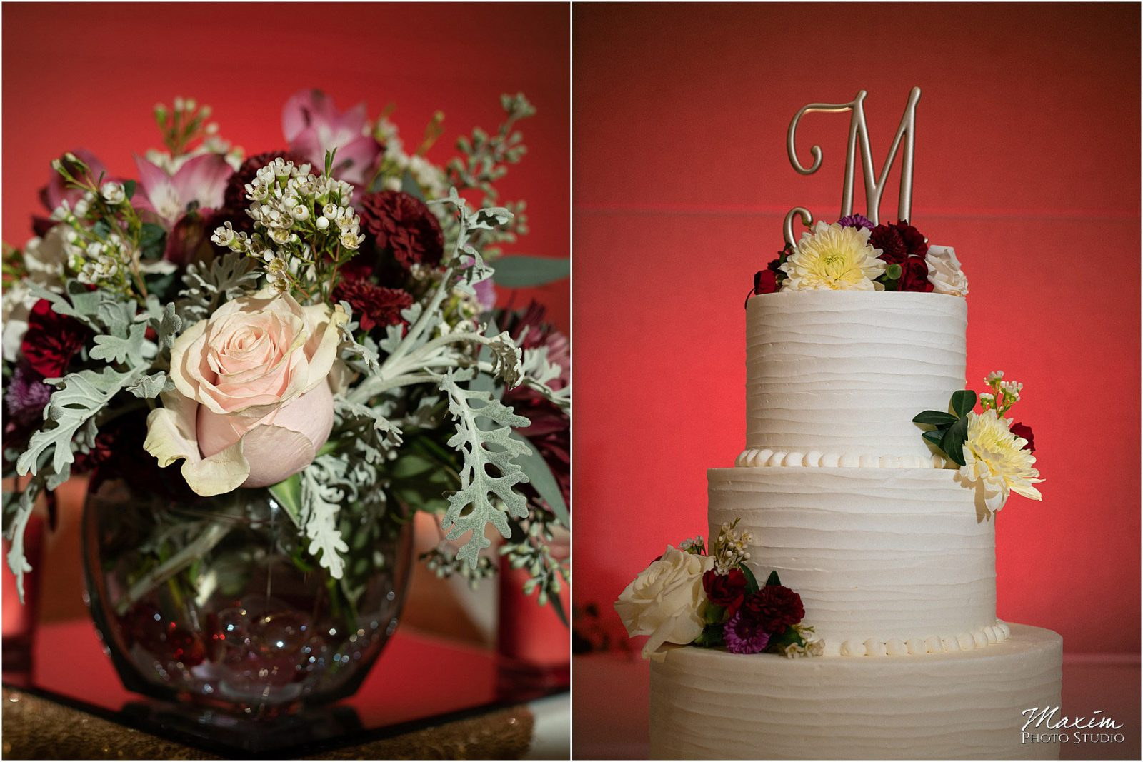 Centre Park of West Chester, Cincinnati Wedding Cakes by Reva
