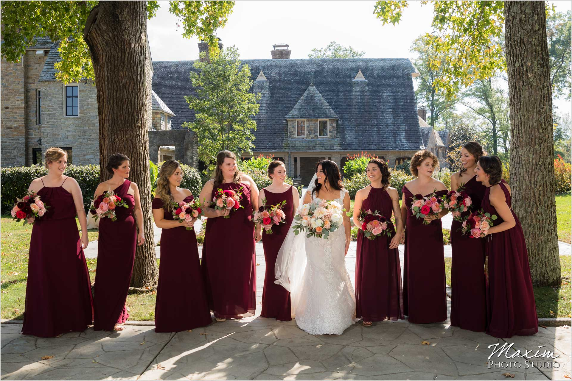 Greenacres Art Center, Cincinnati Wedding, Cincinnati Bride, Cincinnati Bridesmaids