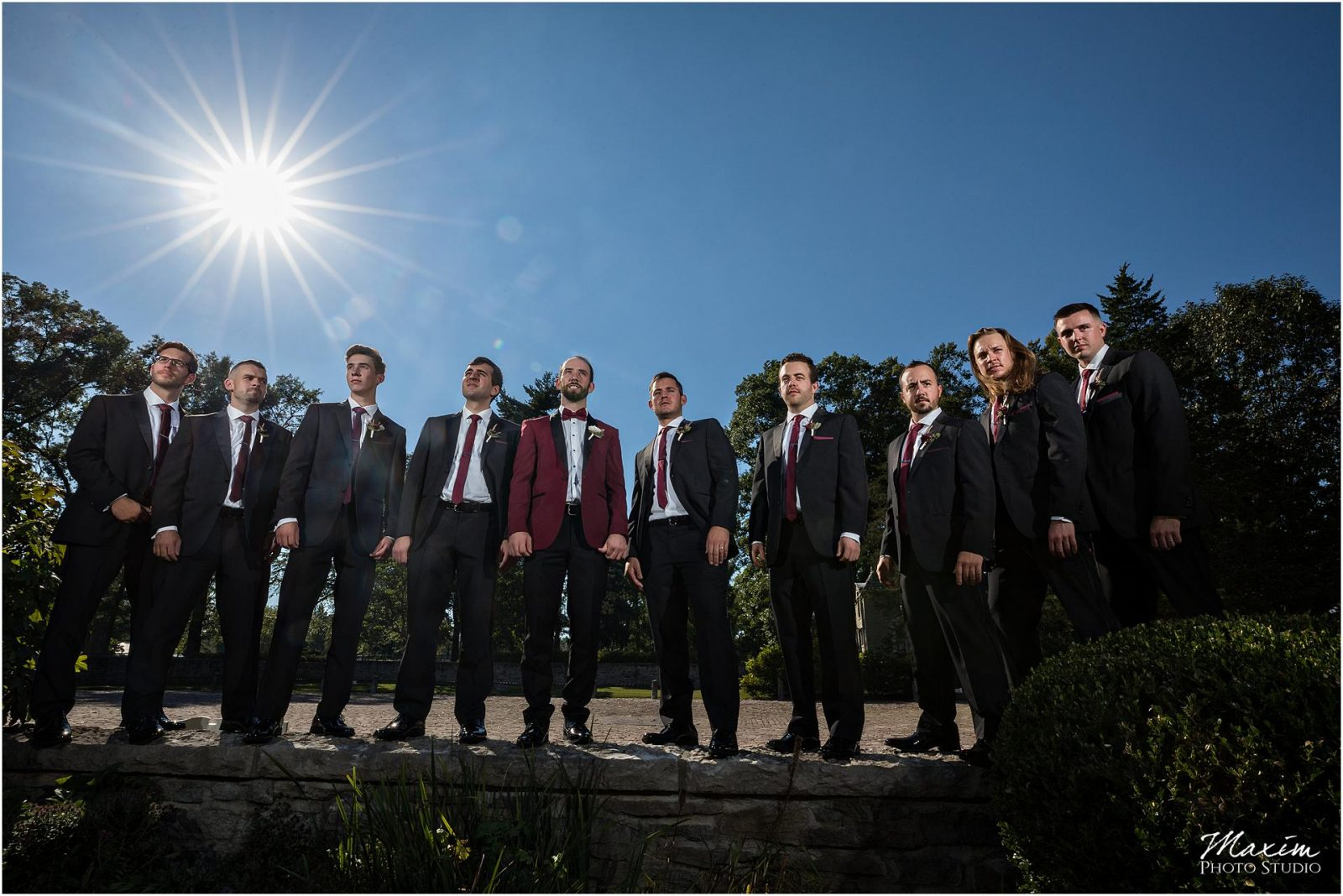 Greenacres Art Center, Cincinnati Wedding, Cincinnati Groom, Cincinnati Groomsmen