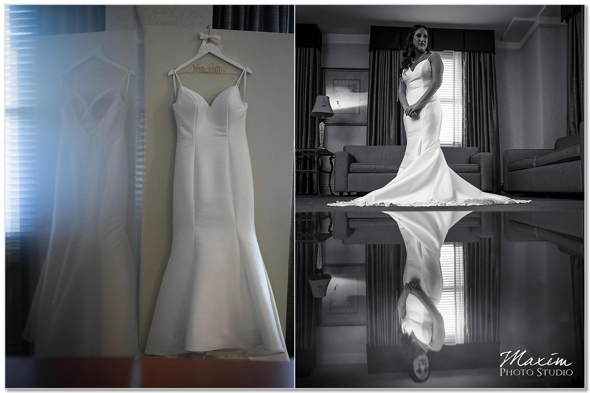 Hilton Netherland Plaza Cincinnati Wedding Dress