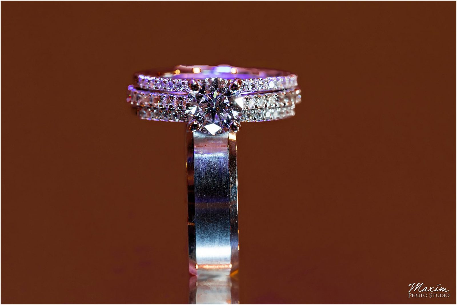 Holiday Inn Airport Wedding, Kentucky Wedding Photographer, Wedding Reception, Wedding rings