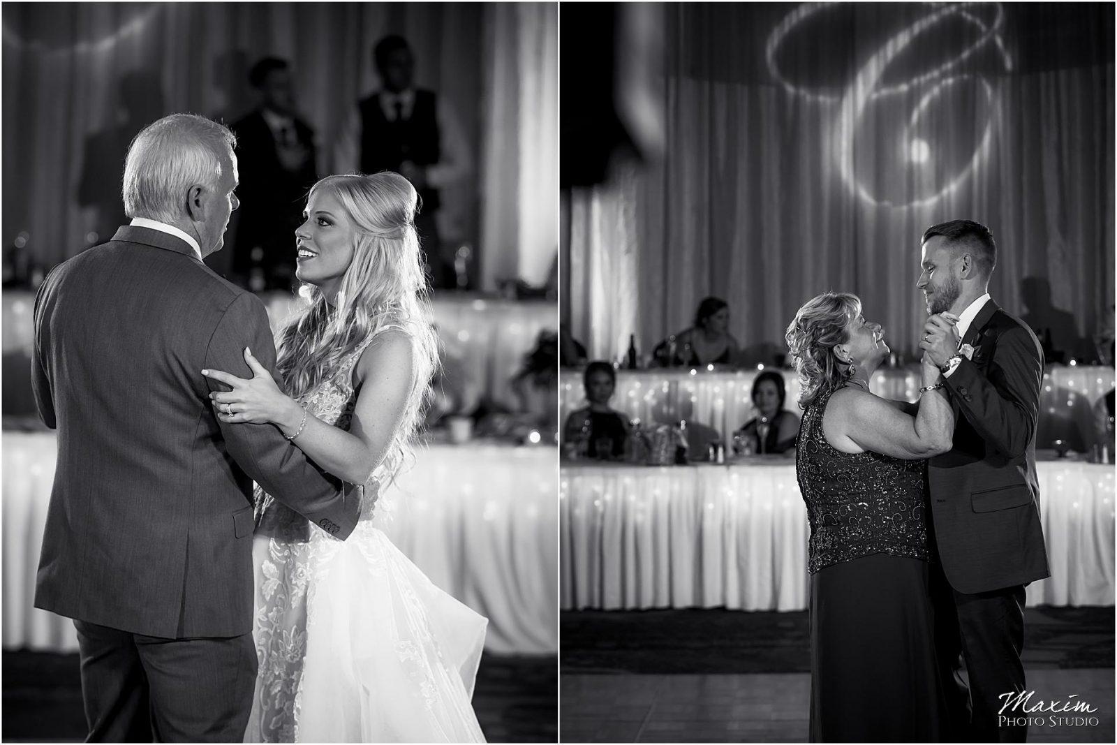 Holiday Inn Airport Wedding, Kentucky Wedding Photographer, Wedding Reception Dance