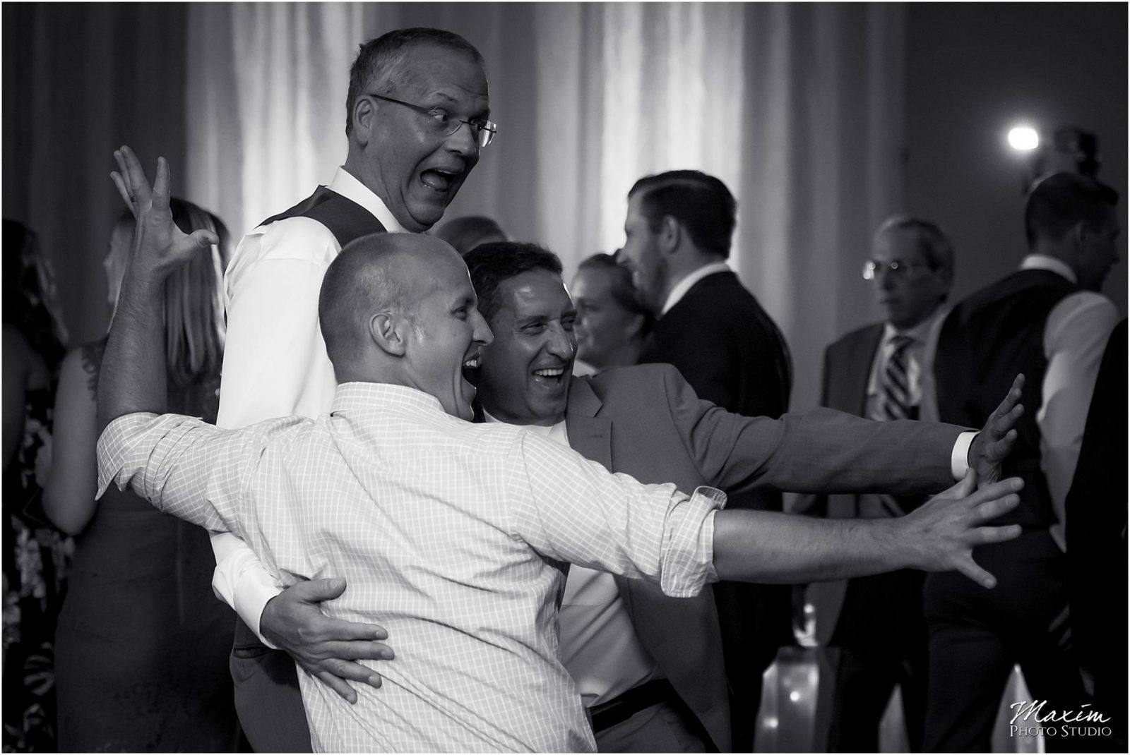 Holiday Inn Airport Wedding, Kentucky Wedding Photographer, Wedding Reception Dancing