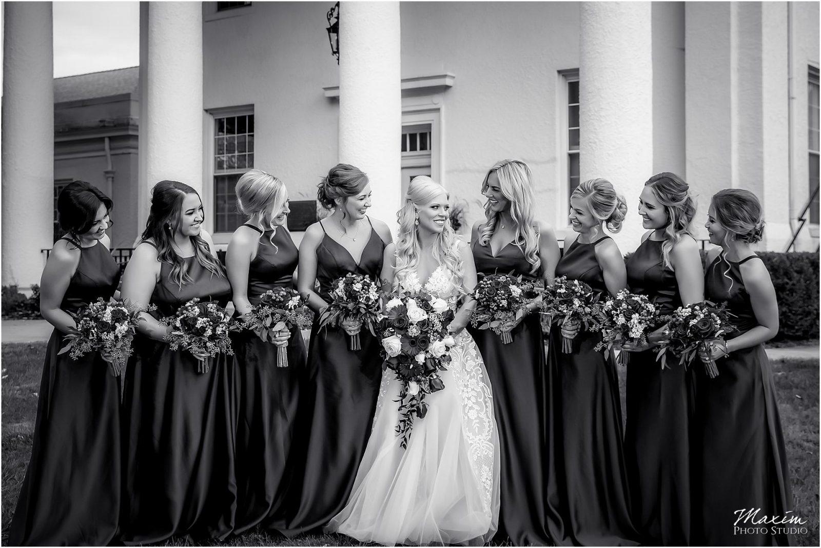 Kentucky Wedding Photographers, Wedding Party Pictures,