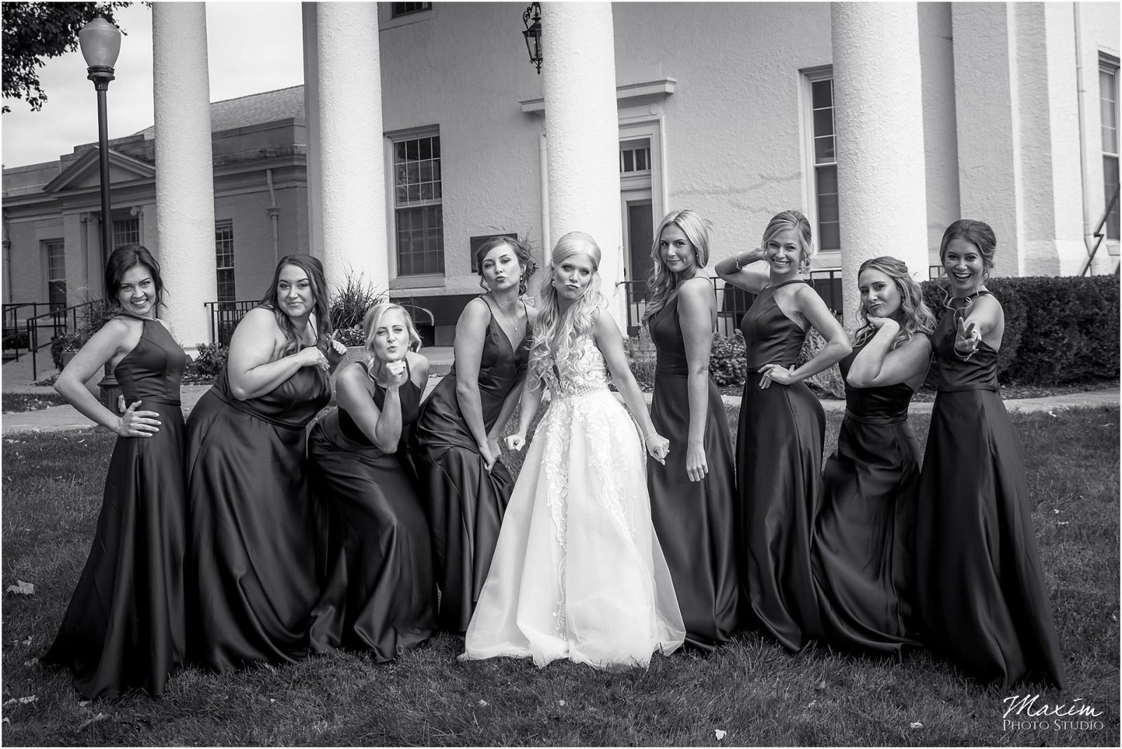 Kentucky Wedding Photographers, Wedding Party Pictures,