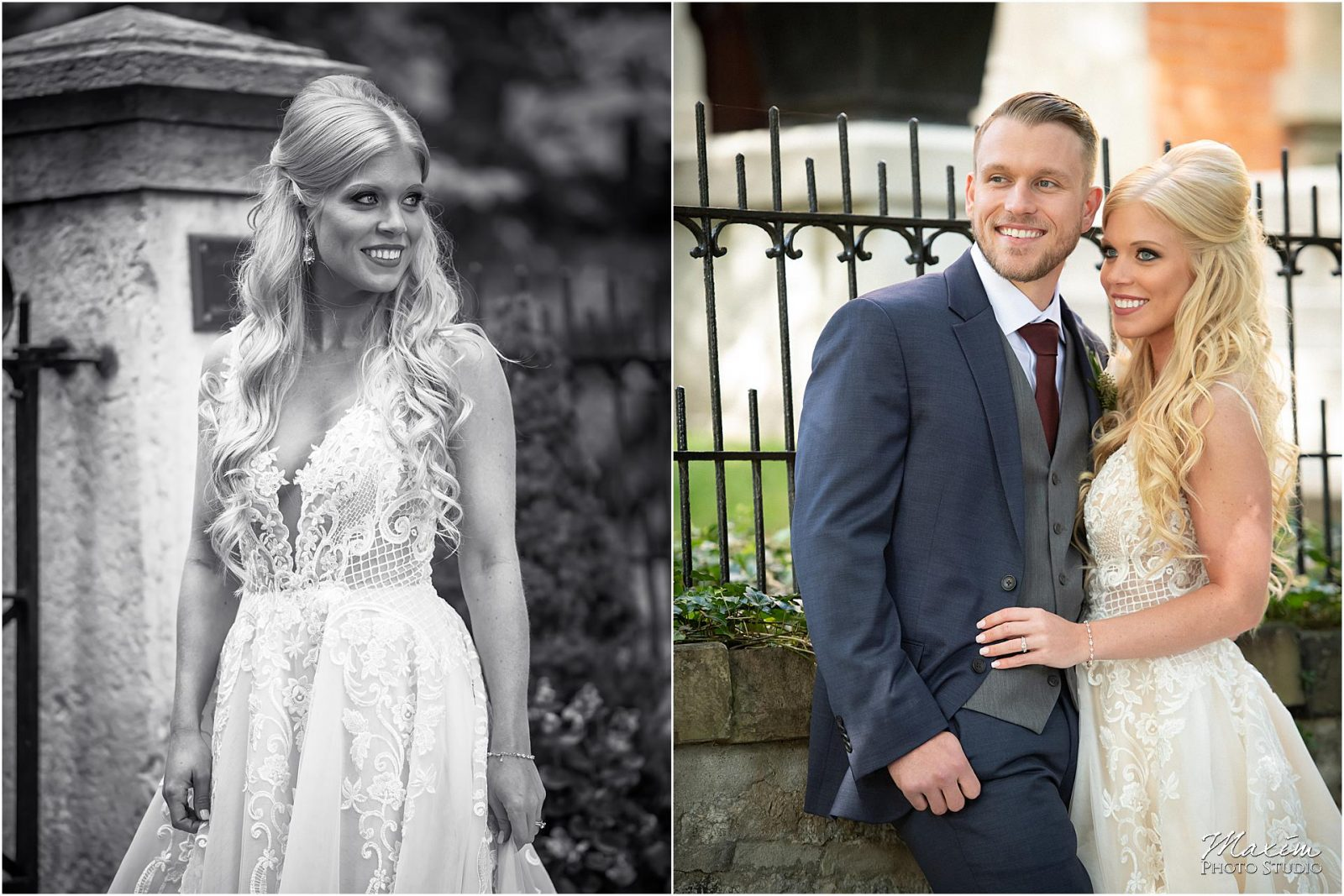 Kentucky Wedding Photographers, Millionaires Row Kentucky Wedding, Bridal Party Portraits