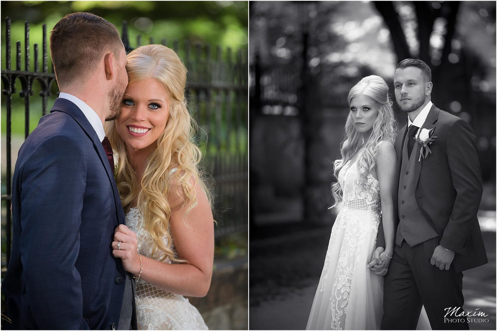Kentucky Wedding Photographers, Millionaires Row Kentucky Wedding, Bride Groom Portraits