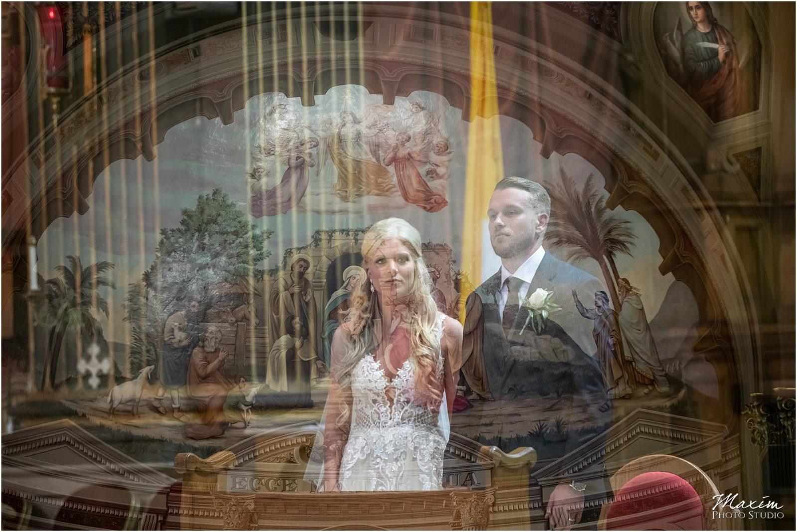 Kentucky Wedding Photographers, Millionaires Row Kentucky Wedding, Mother of God Wedding Ceremony