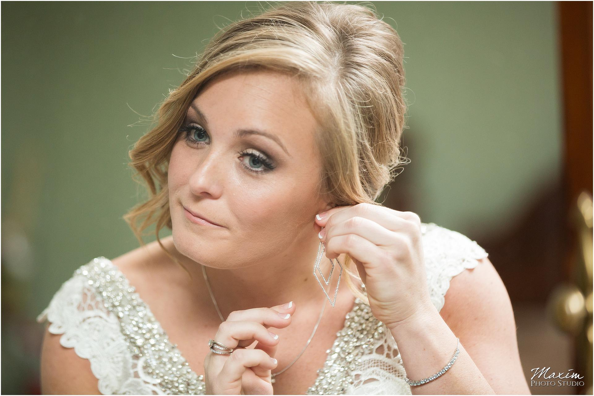 Canopy Creek Farm Bride makeup