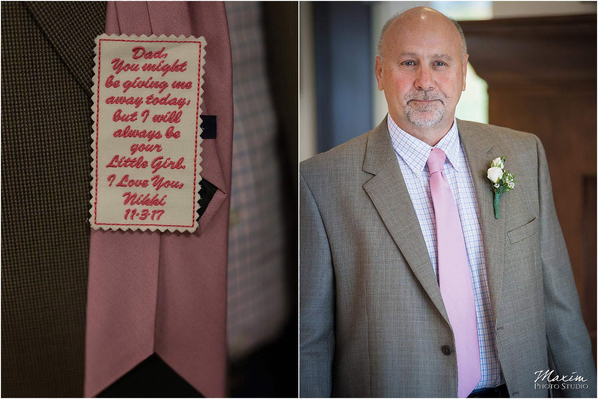 Hilton Garden Inn Austin Landing dad tie