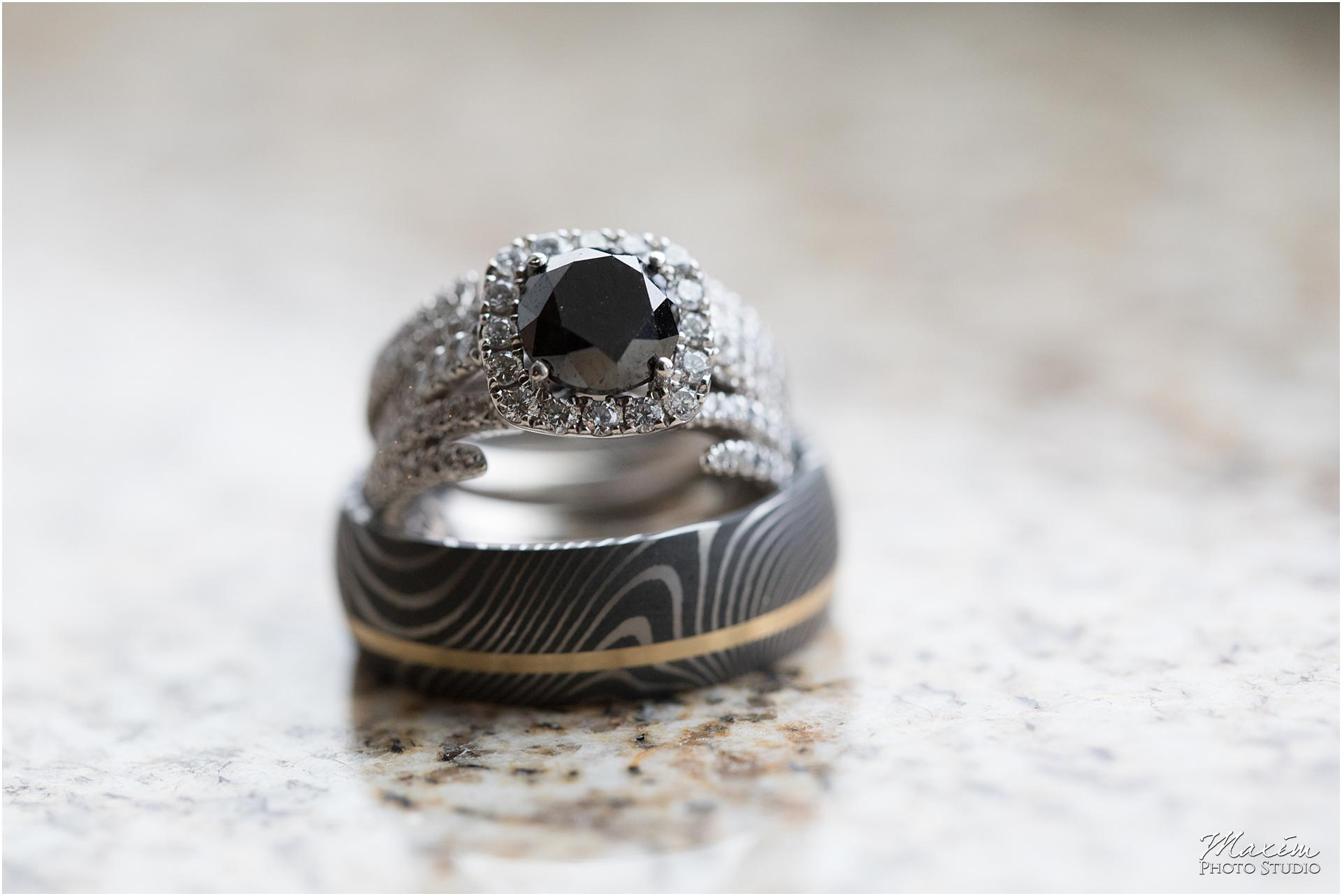 Hilton Garden Inn Austin Landing wedding rings