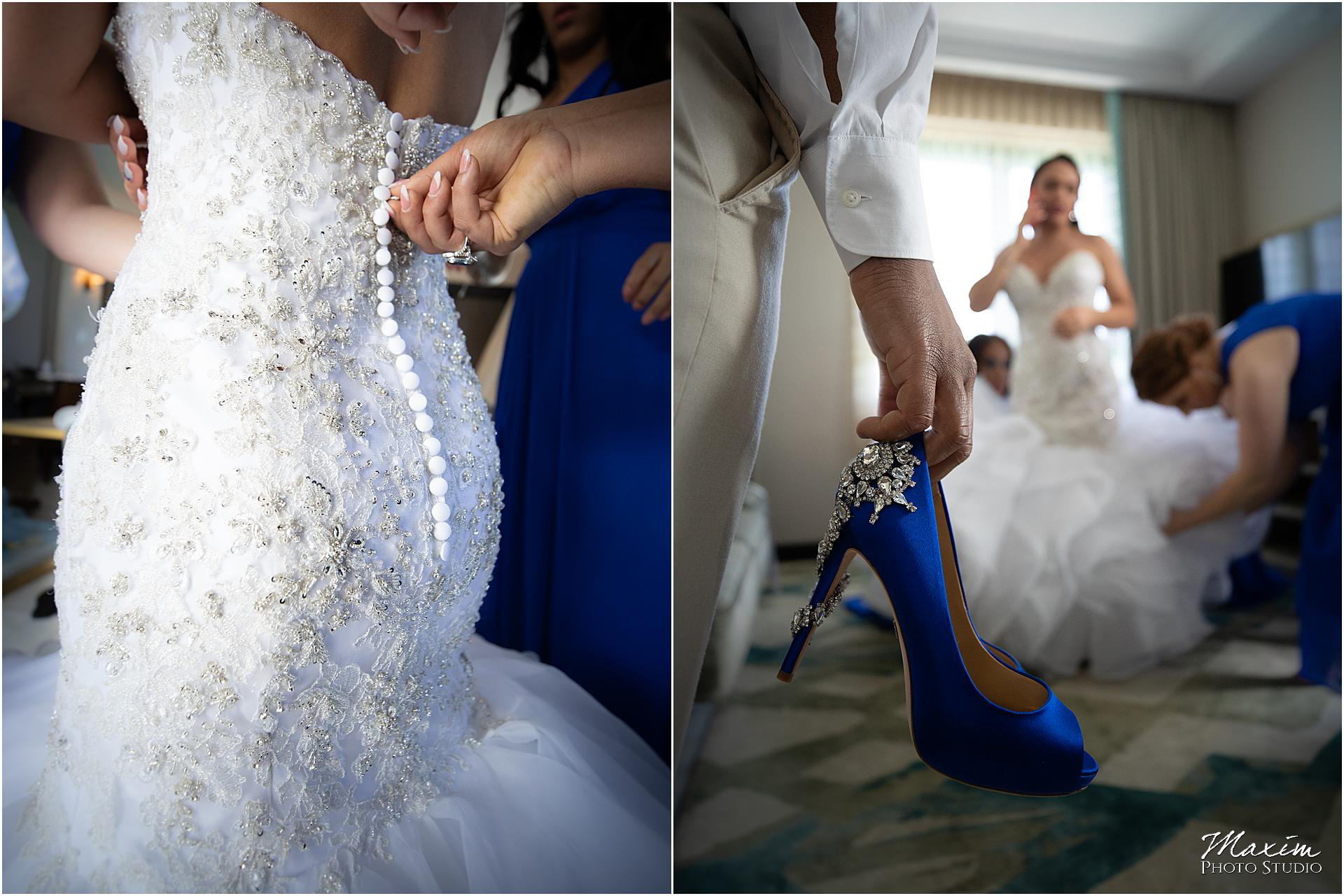 Condado Vanderbilt San Juan Puerto Rico Bride Preparations Shoes