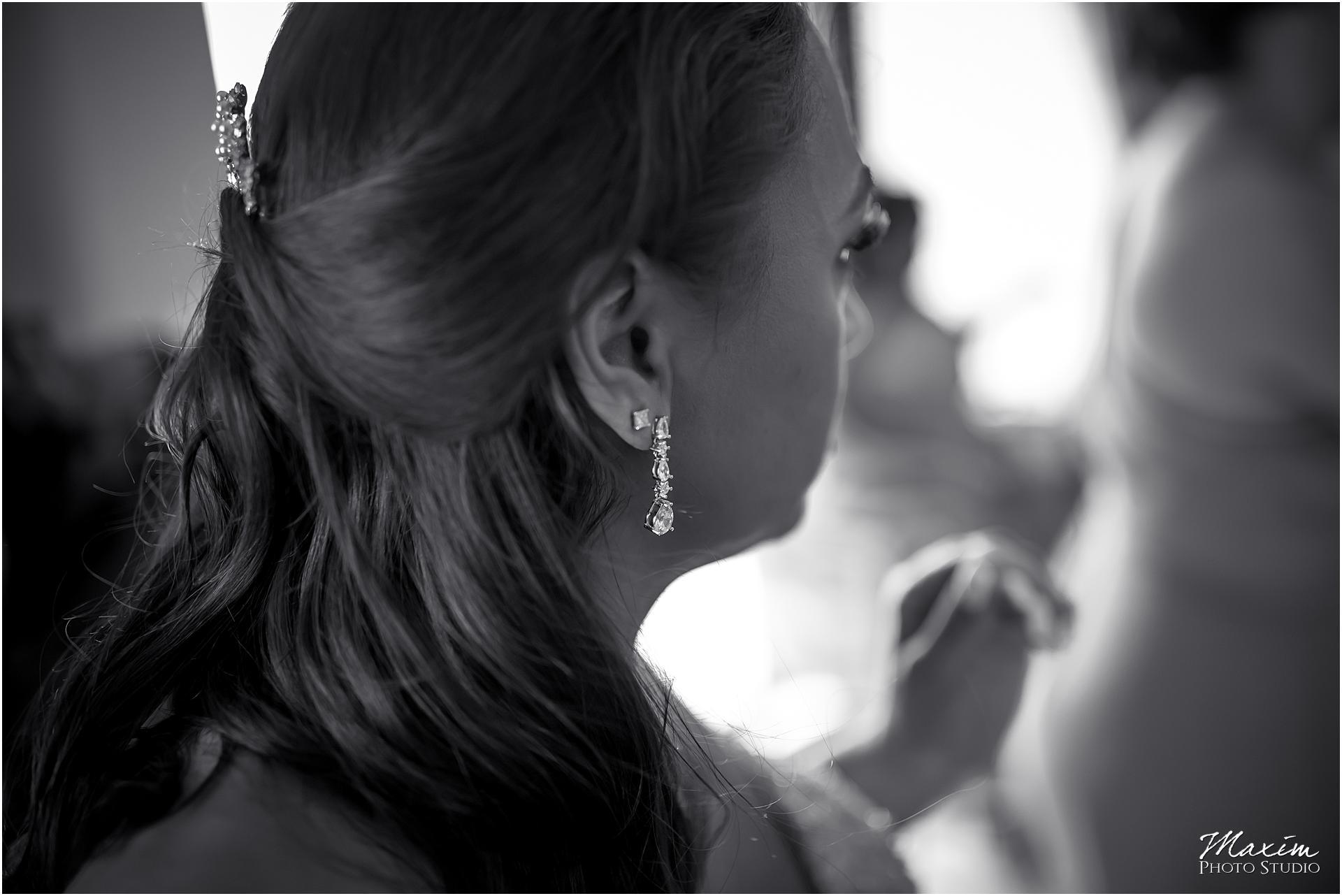 Condado Vanderbilt San Juan Puerto Rico Bride Preparations Earings