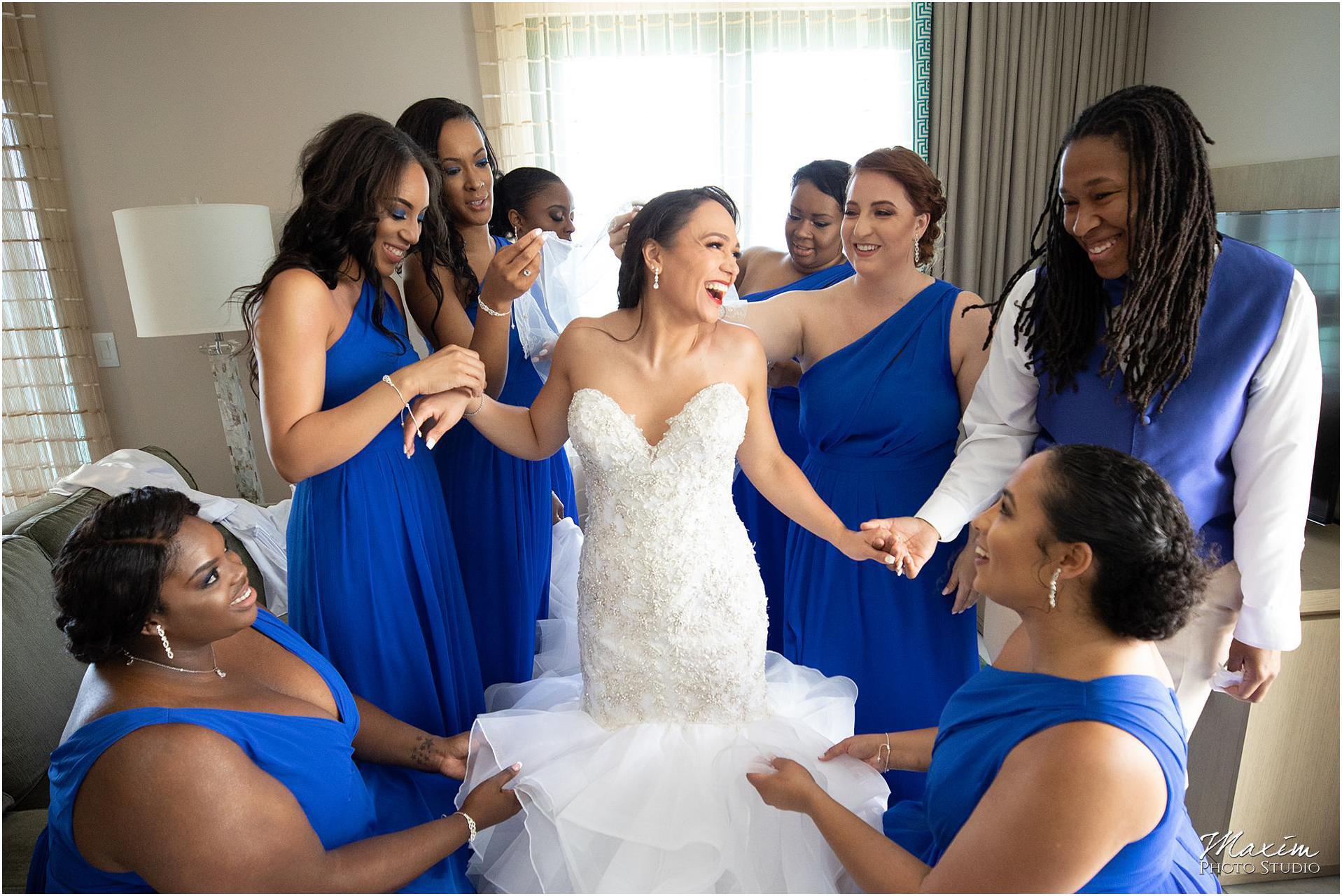 Condado Vanderbilt San Juan Puerto Rico Bride Preparations