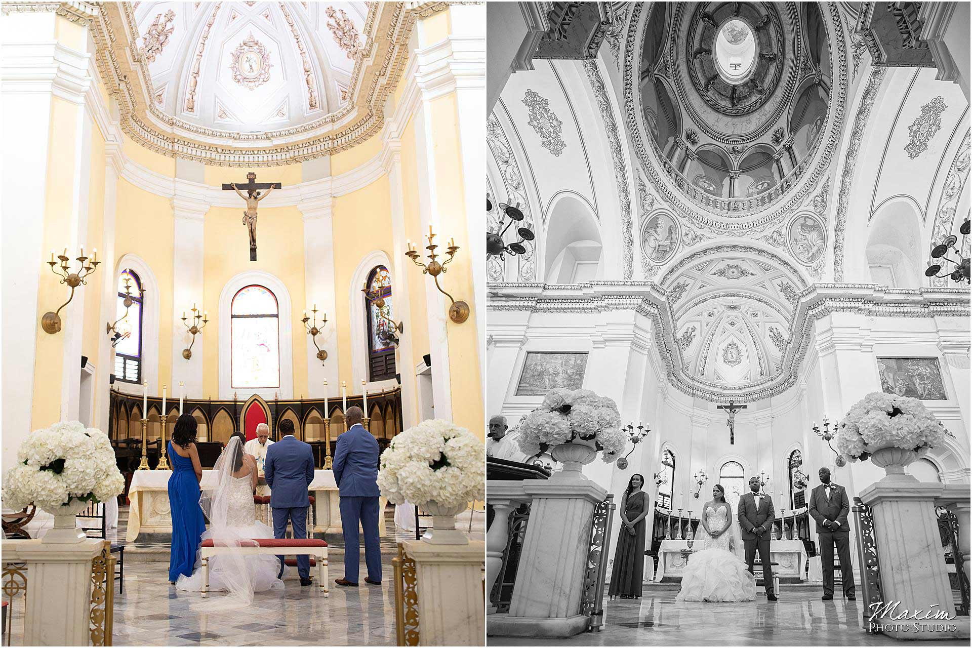 Catedral Metropolitana Wedding Ceremony