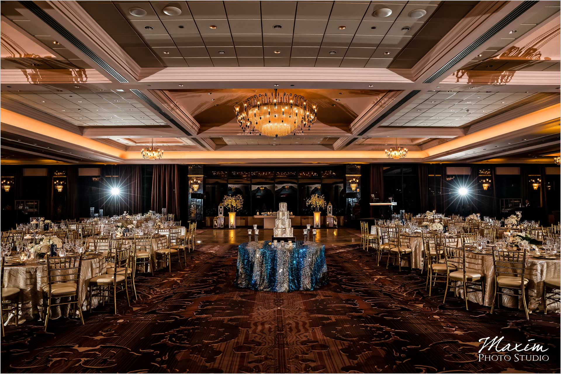 Condado Vanderbilt Wedding Reception