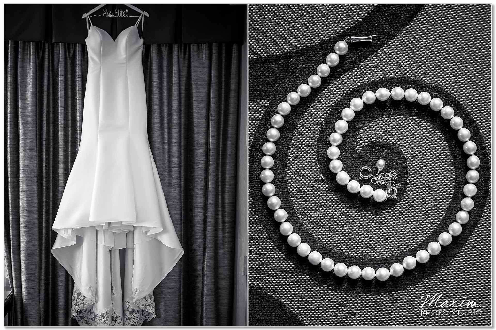 Hilton Netherland Plaza wedding Dress Cincinnati