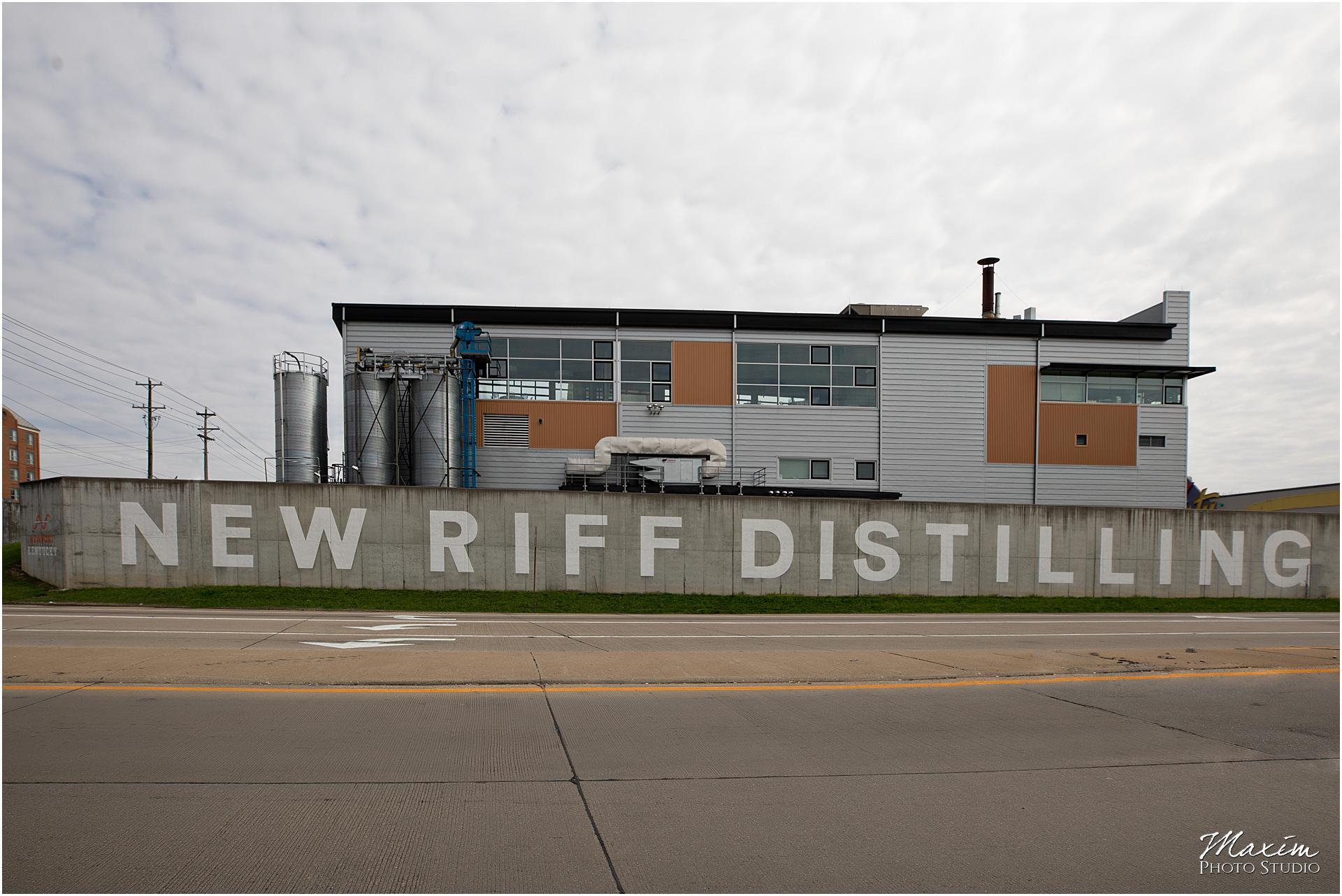New Riff Brewery Wedding Ceremony