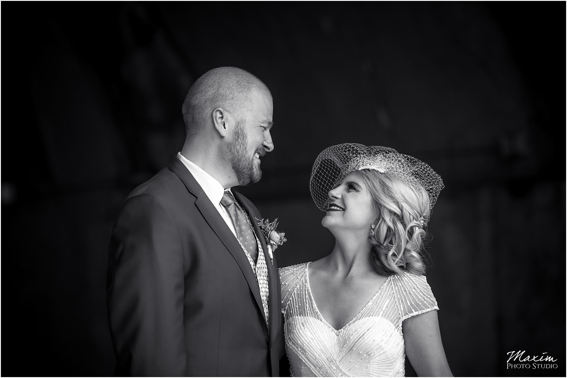 Yeatman's Cove Cincinnati Wedding Fun Portraits