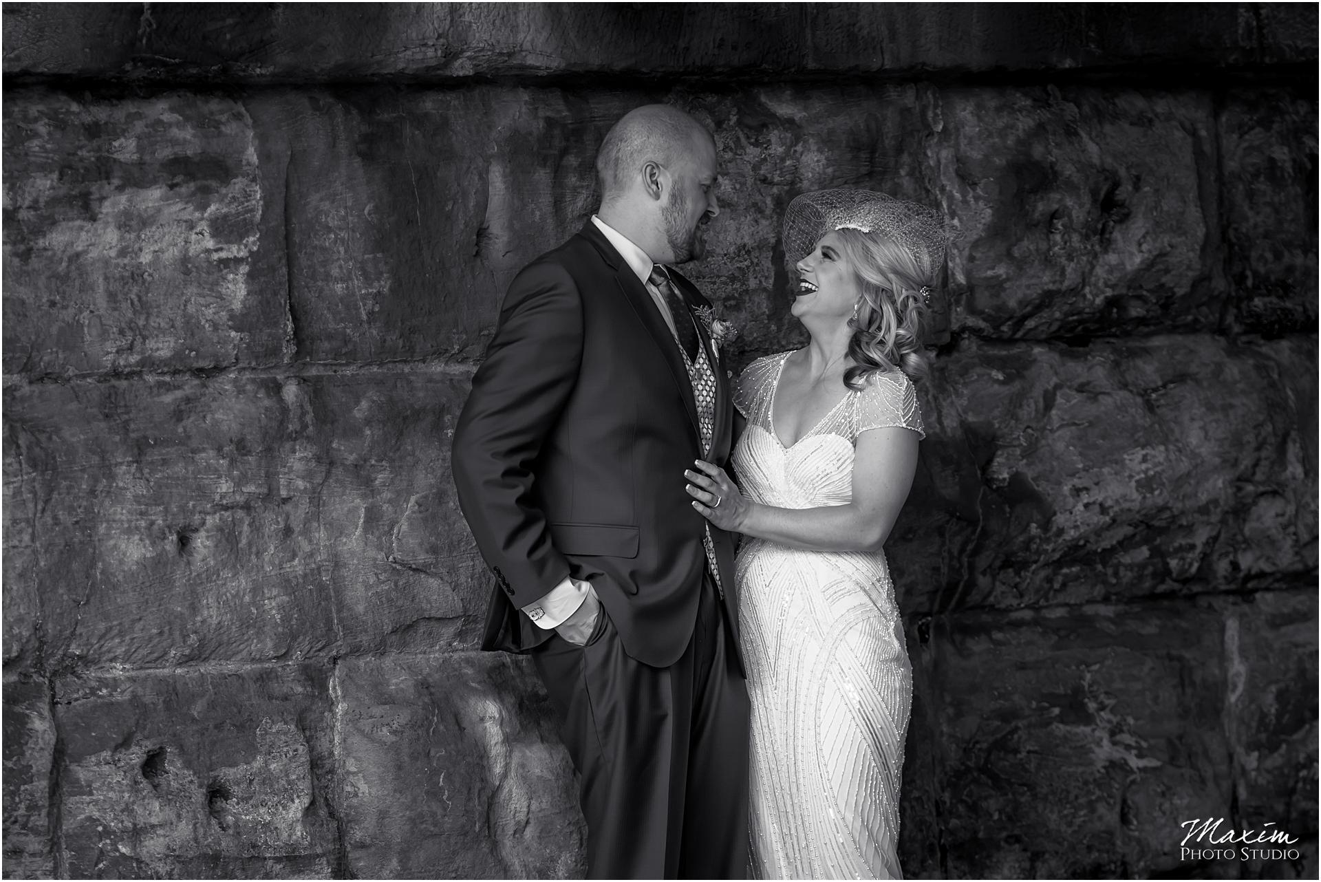 Yeatman's Cove Cincinnati Wedding Portraits