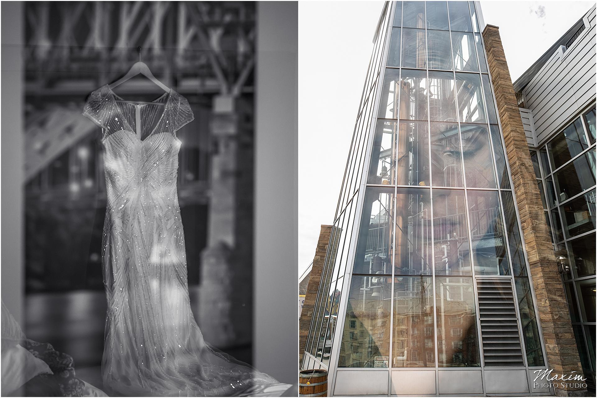 New Riff Brewery Carie Karibou Wedding Dress