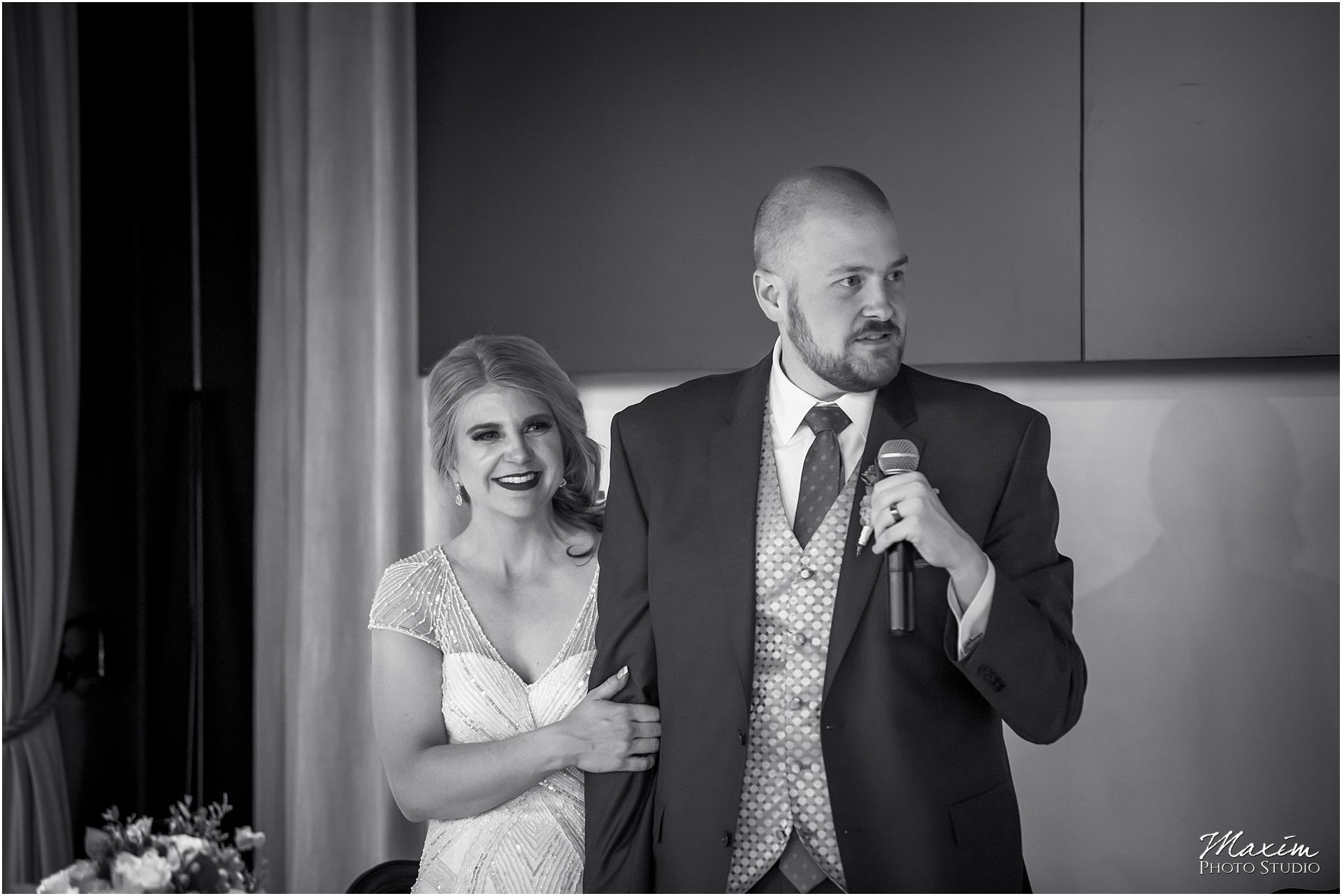 New Riff Brewery Wedding Reception