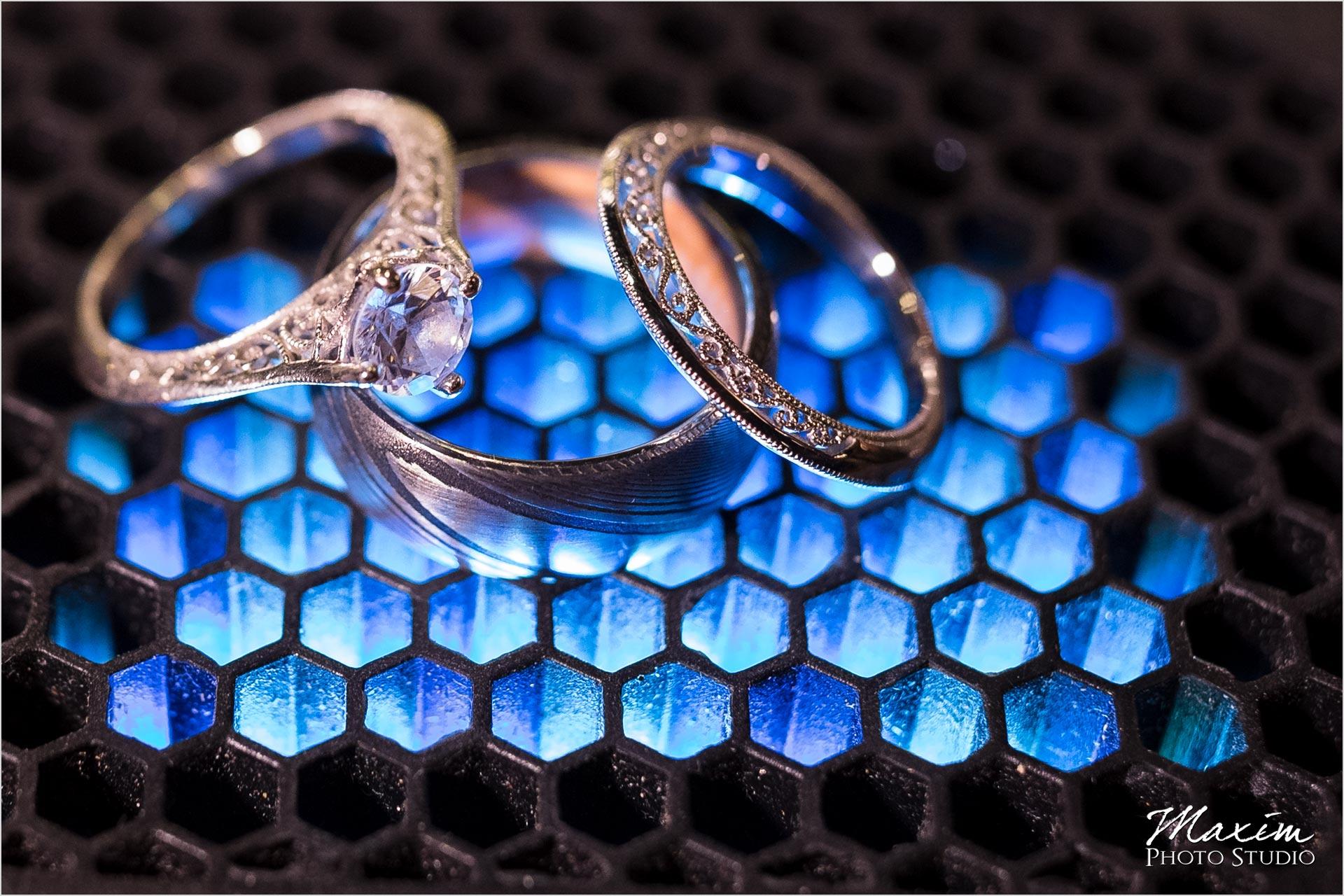 New Riff Brewery Wedding rings