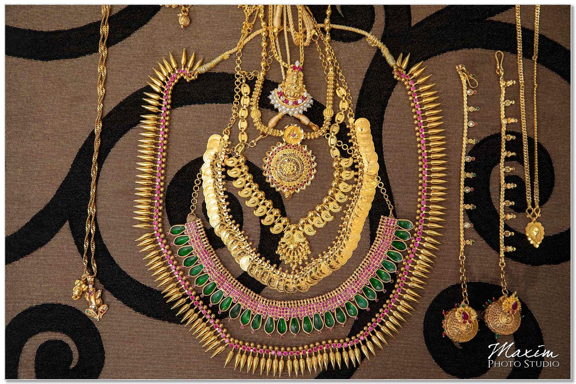 Hilton Netherland Plaza Wedding Indian Jewelry