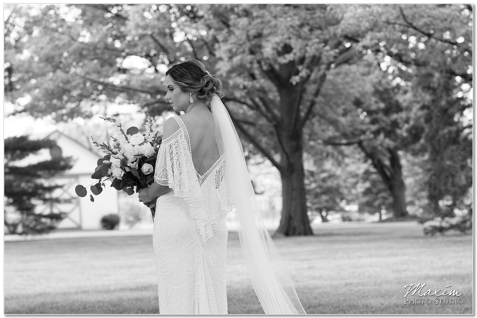 Bride Polen Farm Bhldn Wedding Dress