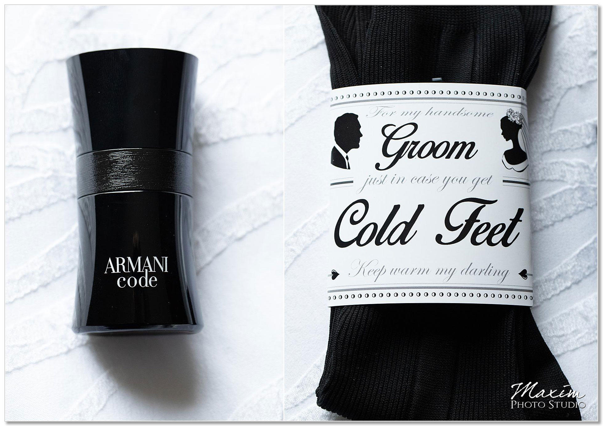 Groom Preparations Polen Farm Armani Code