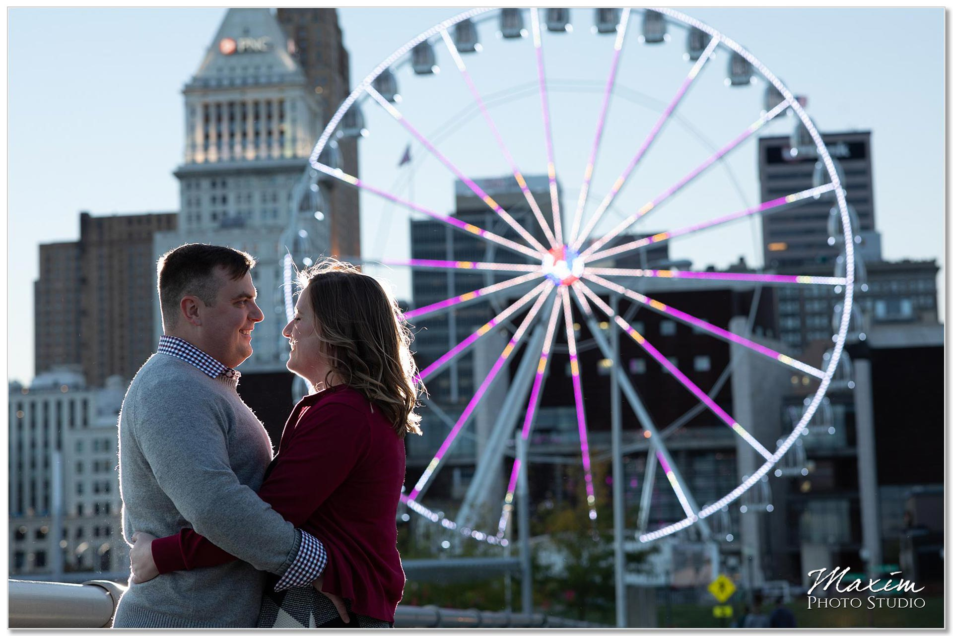Skystar Cincinnati Engagement