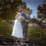 Smith Gardens Oakwood Dayton Ohio Bride Grrom
