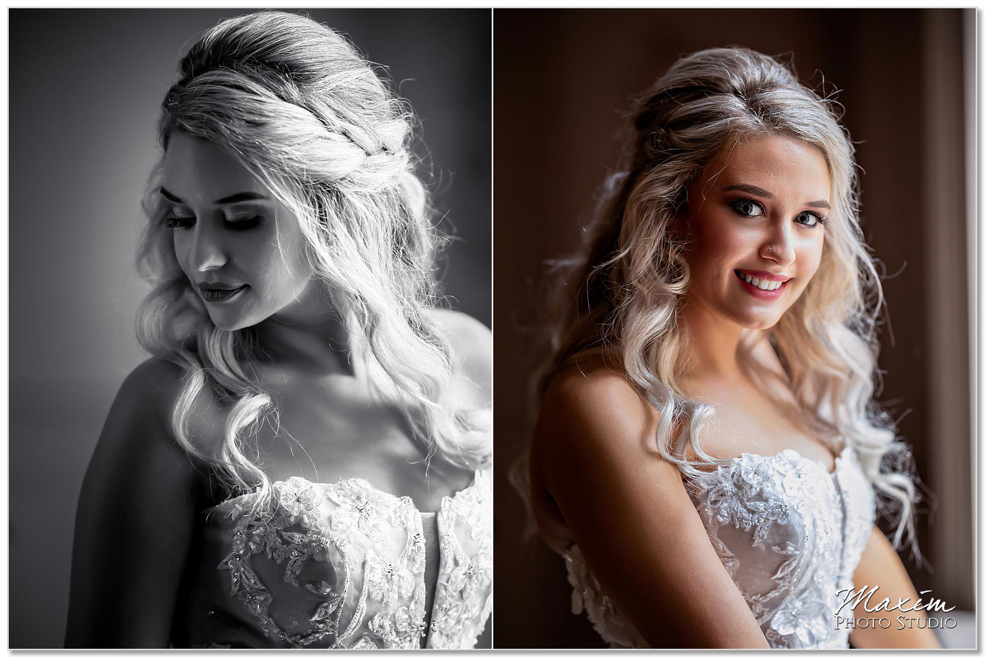 Cincinnati Club Bridal Portraits