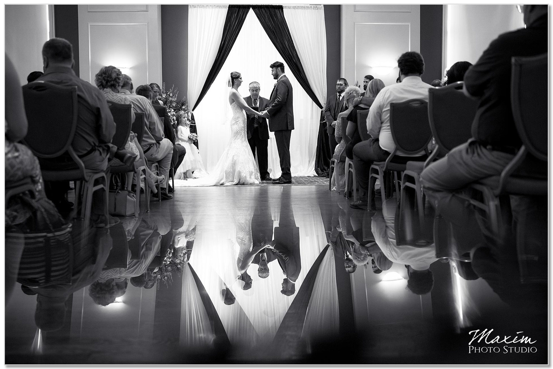 Wedding Ceremony The Grand Ballroom